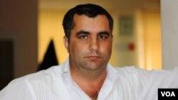 Azadlıq radiosunun əməkdaşı Yafəz Əkrəmoğlu