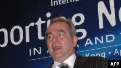 Trợ lý Kurt Campbell nói chuyện tại Hồng Kông