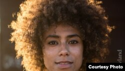Namibiab-born vocalist and guitarist Shisani Vranckx. (Courtesy photo: Eric van Nieuwland)