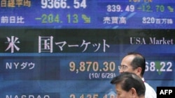 На большинстве азиатских рынков снизились показатели