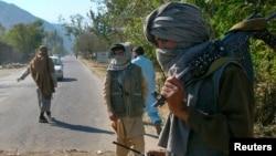 Kelompok militan Taliban diduga terlibat mafia kejahatan terorganisir di Afghanistan (foto: ilustrasi).