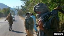 طالبان شدت پسند (ٖفائل فوٹو)