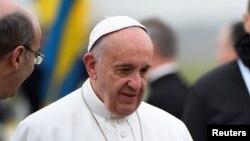 Đức Giáo Hoàng Phanxicô.