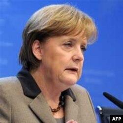 Nemačka kancelarka pozvala na oprez u pogledu akcija EU