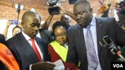 Nelson Chamisa wa MDC