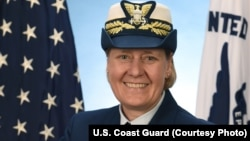 Phó Đô đốc Linda L. Fagan, Chỉ huy Tuần duyên Mỹ phụ trách vùng Thái Bình Dương.
