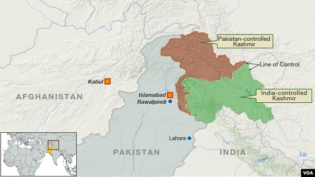 Elections Begin in Pakistan-controlled Kashmir Amid Unrest