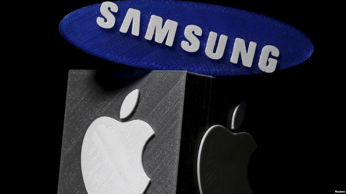 Apple, Samsung Sepakat Selesaikan Pertikaian Terkait Pelanggaran Paten