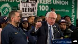El sindicato de trabajadores de transporte en Nueva York está conformado por 42.000 miembros.