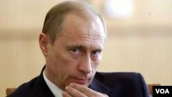 روس کے صدر ولادیمیر پوٹن