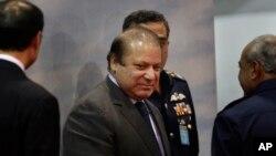 Perdana Menteri Pakistan Nawaz Sharif