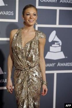 Folk Şarkıcısı LeAnn Rimes 29 Yaşında