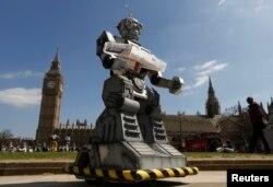 Killer robotlarına qarşı etiraz