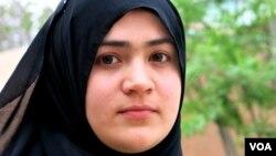 شهره قادری، فارغ لیسۀ تجربه یی مزارشریف