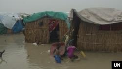South Sudan Floods (File)