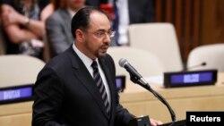 وزیر خارجه افغانستان که روز شنبه از سمت خود برکنار شد