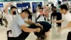 香港首宗7-21元朗襲擊案判刑 7被告判監禁3年6個月至7年