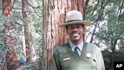 Shelton Johnson began working in national parks when he was still in college