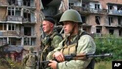 کشته شدن رهبر منطقه یی القاعده در چچنیا