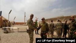 ABD Ordusu, Helmand üssünün kontrolunu 2 Mayıs 2021'de Afganistan güçlerine devretti.