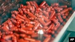 Lijek kompanije Merck (Foto: AP/Merck & Co.)