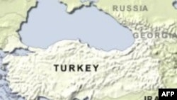برخورد قطار به يک ماشين راه سازی در ترکيه دست کم پنج کشته برجای گذاشت