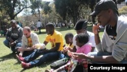 Report on Occupy Bulawayo Filed By Taurai Shava