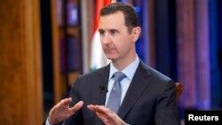 Башар аль-Ассад