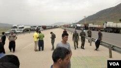 اعتراض کامیونداران تازه ترین اعتراض ها در ایران است
