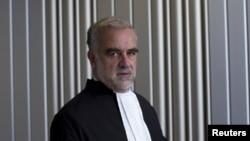 Luis Moreno Ocampo, Procureur de la Cpi (archives)