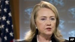 Secretaria de Estado Hillary Rodham Clinton