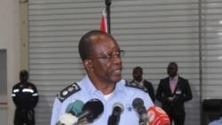 policia reuniu com população em Malanje - 2:00