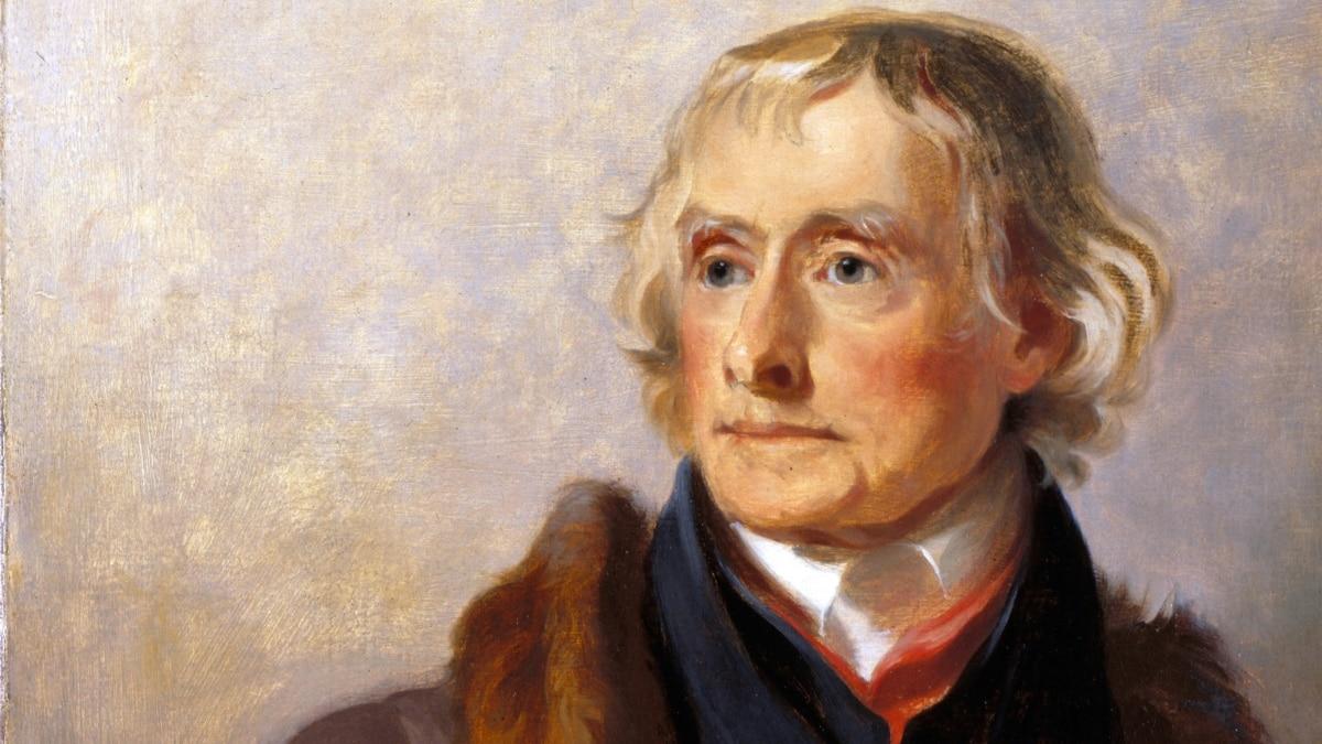Thomas Jefferson The Nation S Third President
