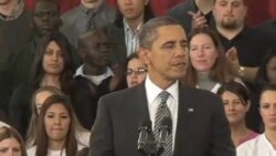 奥巴马宣布2013年财政预算