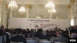 Madrid klubunun Cənubi Qafqaz Forumu
