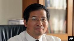 国立中山大学教授林文程 (林文程提供)