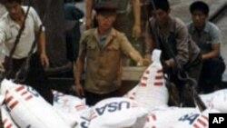 국무부, '북한 원하면 식량 지원 고려'