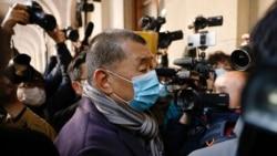 美國政府政策立場社論:香港民主派領袖被判刑