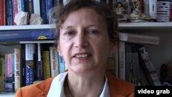 Aleksandra Štiglmejer, analitičarka Evropske stabilizacijske inicijative