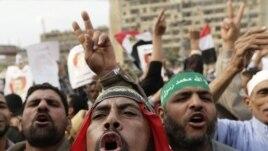 Les Egyptiens sont toujours partagés quand au régime islamiste qui a remplacé Hosni Moubarak