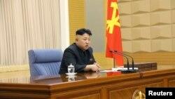 북한의 김정은 국방위원회 제1위원장 주재로 노동당 중앙군사위원회 확대회의가 열렸다고 17일 조선중앙통신이 보도했다.