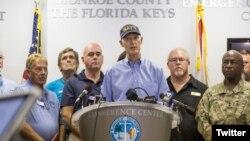 Tư liệu - Thống đốc Florida Rick Scott