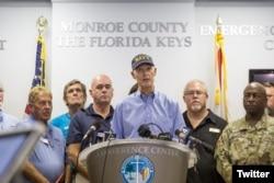 Gubernur negara bagian Florida, Governor Rick Scott (Foto: dok)