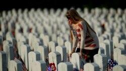 VOA连线: 华盛顿举行阵亡将士日游行