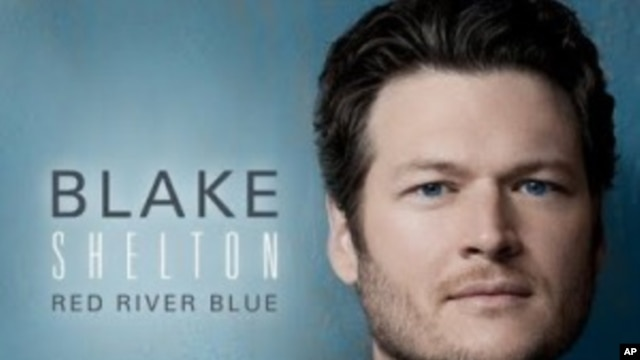 2011 a Breakthrough Year for Blake Shelton