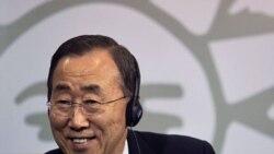 توصیه شورای امنیت برای انتخاب مجدد بان کی مون