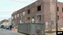 Kada se dovrši izgradnja stanova u zgrade, poput ove, useliće se mnoge siromašne porodice