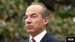 Más de 28.000 personas han muerto desde Calderón comenzó su lucha contra el crimen organizado en 2006.