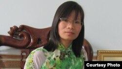 Cô Phạm Thanh Nghiên.