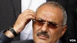 Presiden Yaman Ali Abdullah Saleh